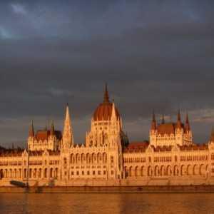 Моя романтическая осенняя поездка в Будапешт