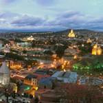 Тбилиси. Гостеприимный и солнечный город