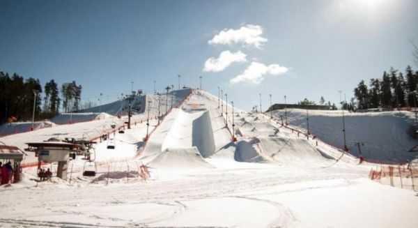 белоруссия силичи горнолыжный курорт