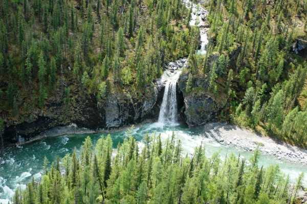 Экскурсия к водопаду.