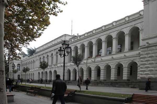 город тбилиси достопримечательности