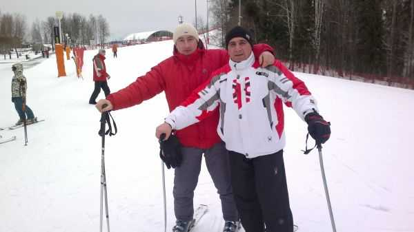Силичи лыжи