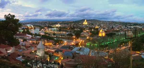 главные достопримечательности тбилиси