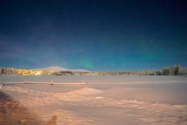 отдых в финляндии зимой 2017