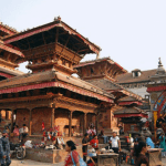 Непал. Долина Катманду. Бхактапур