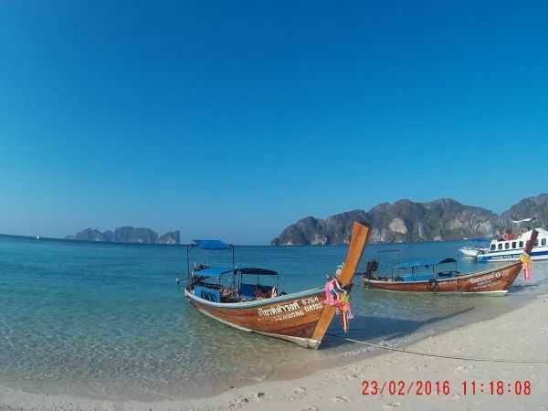 Таинственный остров Пхи-Пхи