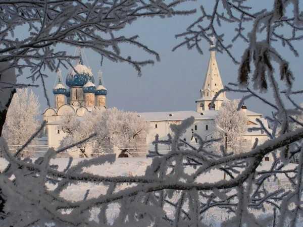 город Суздаль