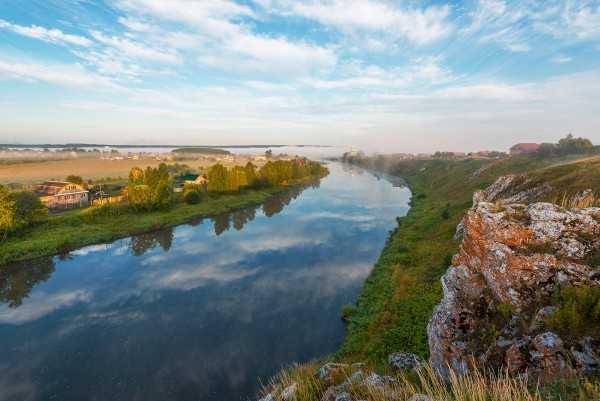 Красоты Урала. Река Чусовая, сплав