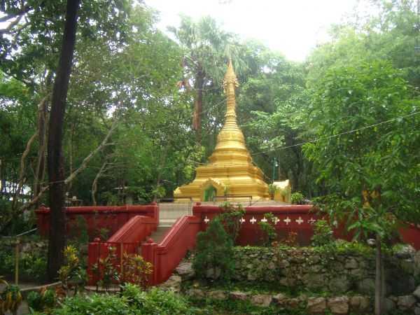 монастырь Па Аук