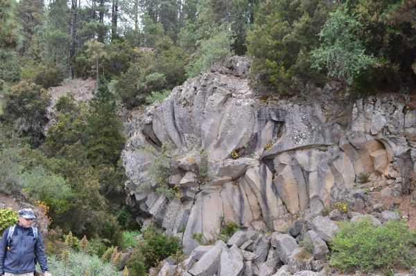 странные камни на Тенерифе