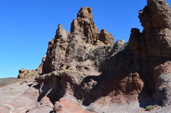 Тенерифе скалы