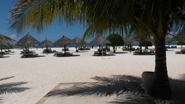 остров занзибар отели