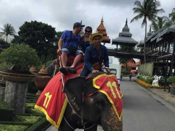 Что посмотреть в Таиланде во время сезона дождей?