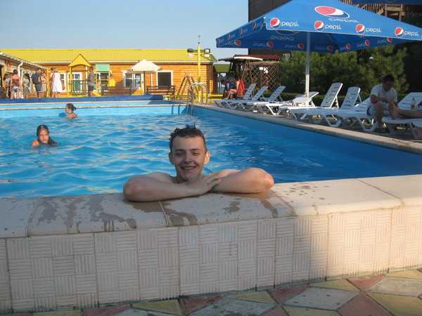 Отдых в Бердянске на базе «Аркада»