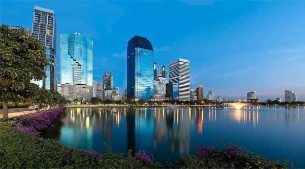 Бангкок — Венеция на Востоке