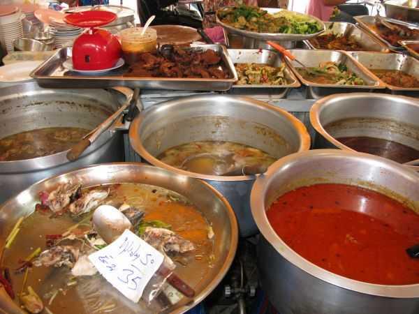 Суп Том Ям. Паттайя