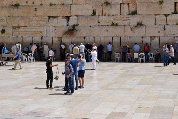 Экскурсия к Стене Плача в Иерусалиме