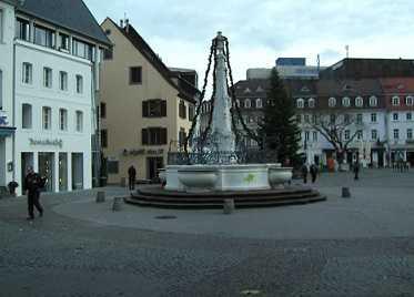 Германия. Саарбрюккен – город тепла и любви