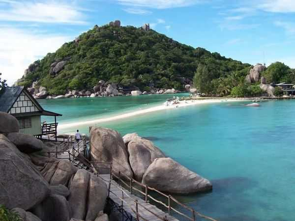 Как мы нашли свой маленький рай на острове Самуи!