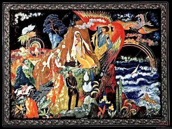 палехский художник