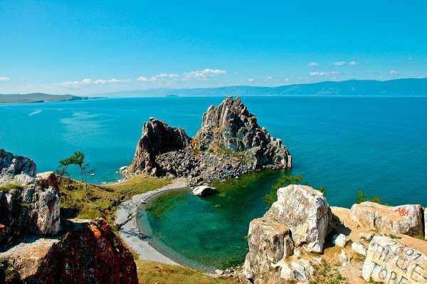 Прекрасный отдых на острове Ольхон