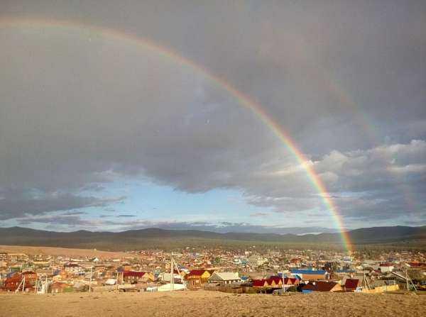 Как мы отдохнули на Байкале, остров Ольхон!