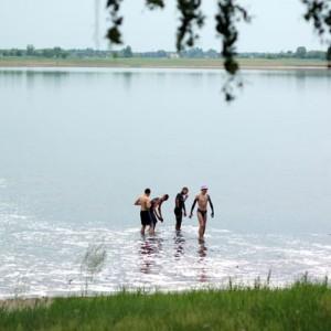 Озеро Карачи, Новосибирская область