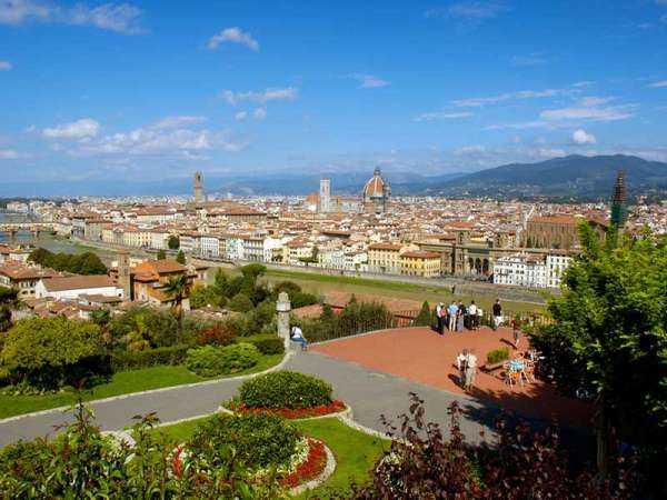 Достопримечательсности Флоренции