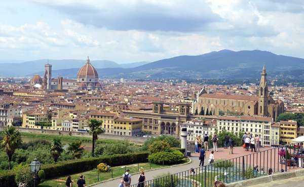 Родина эпохи Возрождения. Достопримечательности Флоренции, куда сходить