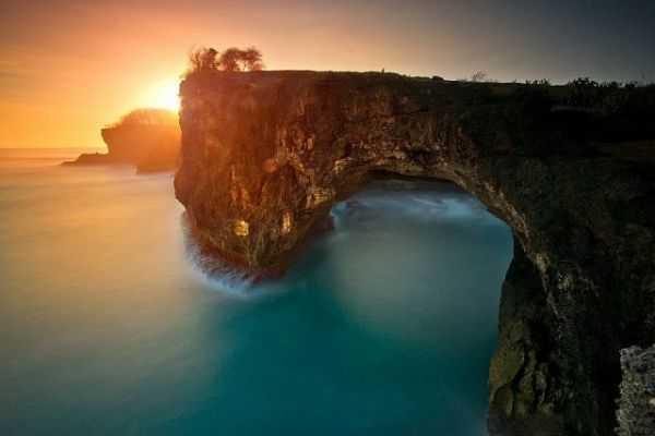 Природные достопримечательности острова Бали