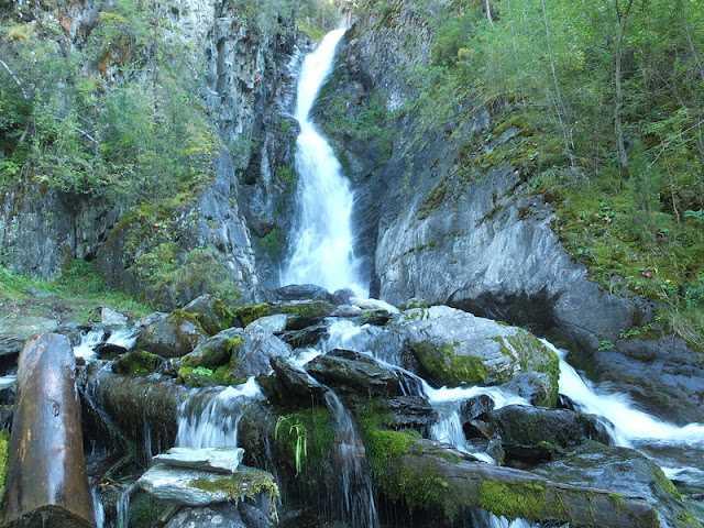 Чибитский водопад