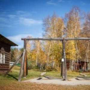 Музей под открытым небом в Тальцах