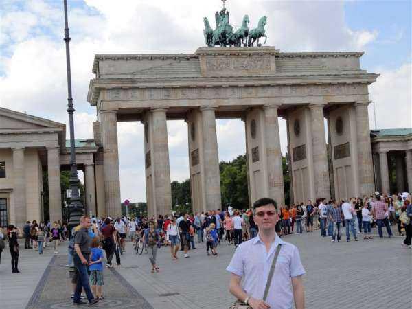 Весь день гуляем по Берлину