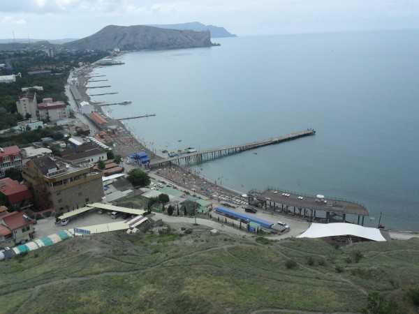 Крым Катран