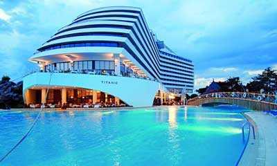 отель Титаник