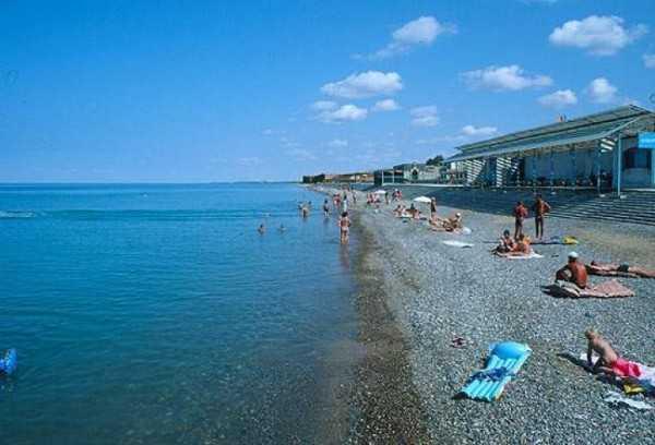 Поселок Песчаное Крым