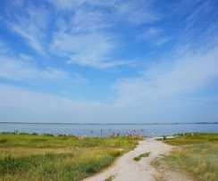 Соленое озеро Мормышанское в Алтайском крае
