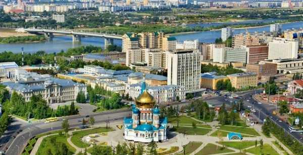 Омск туристический