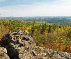 Природный парк «Бажовские места» под Екатеринбургом