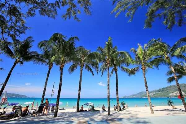 Пляж Котонг