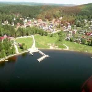 Путешествие по Уралу, озеро Таватуй