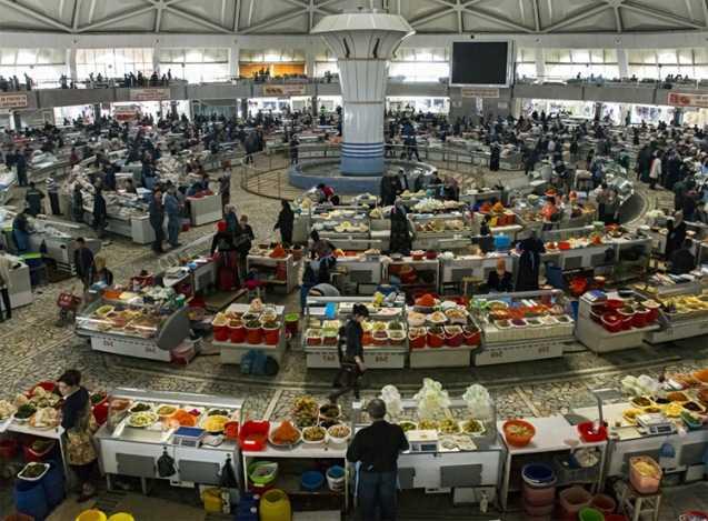 Ташкент рынок