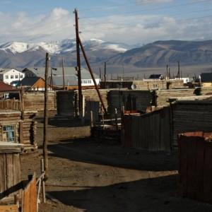 Автопутешествие к границе с Монголией в горах Алтая