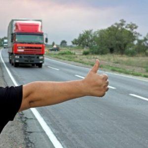 Из Перми до Тюмени автостопом под диктовку дождя