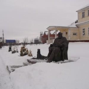 Зимнее путешествие в с. Аксаково Оренбургская область