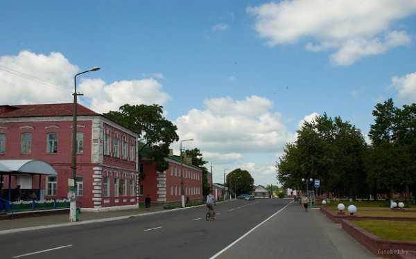 Червень Минской области