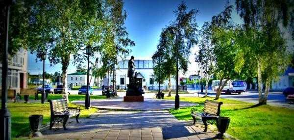 тобольск фото города