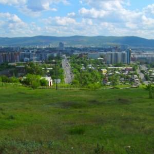 Мой поход до Часовни Параскевы Пятницы в Красноярске
