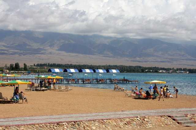 отдых на озере иссык куль цены