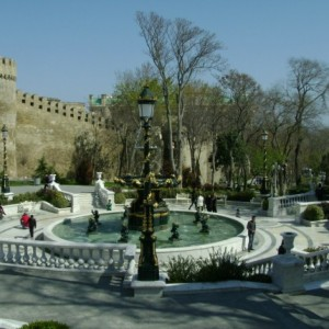 Город ветров - Баку (Азербайджан)